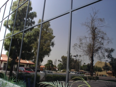 Phoenix, Arizona commercial window cleaning